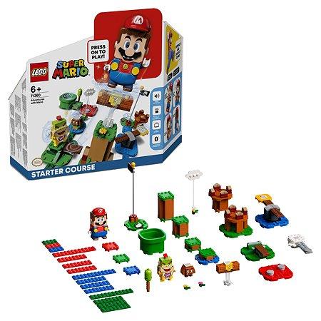 Конструктор LEGO Super Mario Приключения вместе с Марио 71360