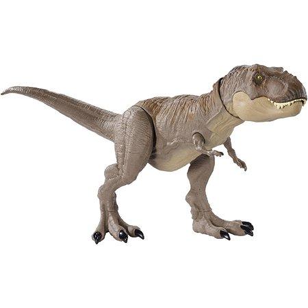 Фигурка Jurassic World Свирепый Тираннозавр Рекс GLC12