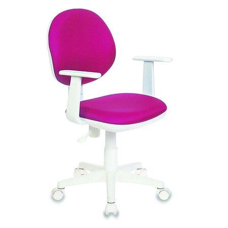Кресло Бюрократ W356 Розовое 664128
