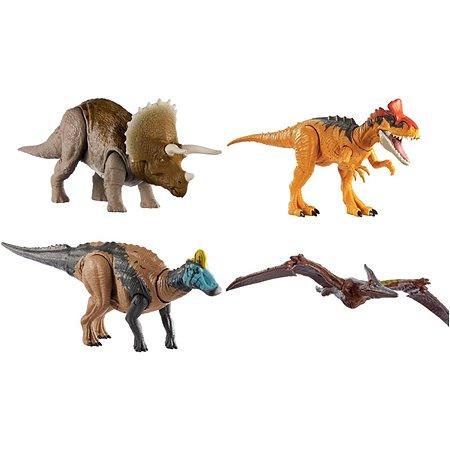 Фигурка Jurassic World Боевой удар в ассортименте GJN64