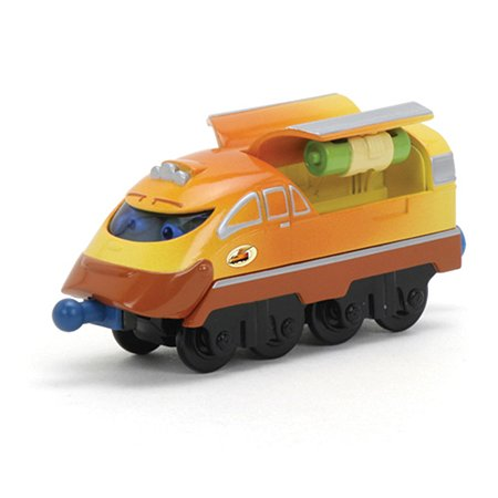 Суперпоезд Chuggington Die-Cast Чаггер