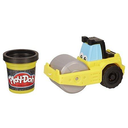 Игровой набор Play-Doh Машинки для строительства дорог в ассортименте