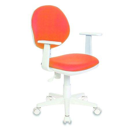 Кресло Бюрократ W356 Оранжевое 664129