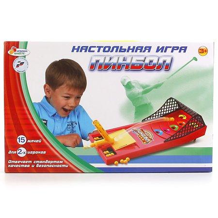 Игра настольная Играем вместе Пинбол 164676