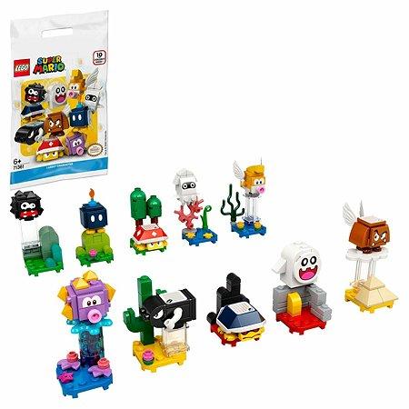 Конструктор LEGO Super Mario Фигурки персонажей 71361