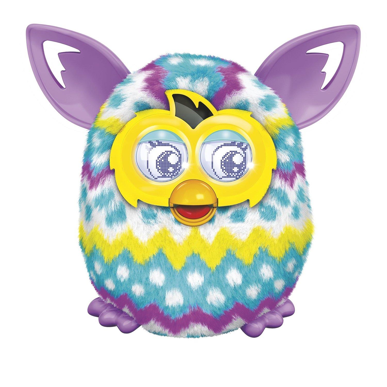18c7be6dce51 Игрушка Furby Boom Летний - купить в интернет магазине Детский Мир в ...
