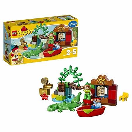 Конструктор LEGO DUPLO Jake Питер Пэн в гостях у Джейка (10526)
