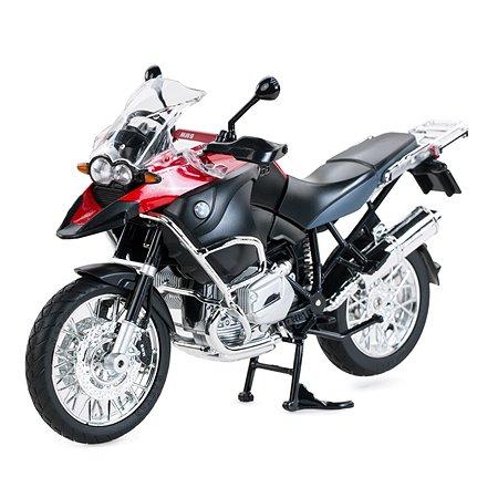 Мотоцикл Rastar 1:9 BMW Красный 42000