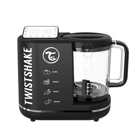 Пароварка-блендер Twistshake Чёрный