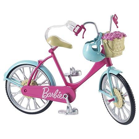 Игровой набор Barbie BRB Велосипед
