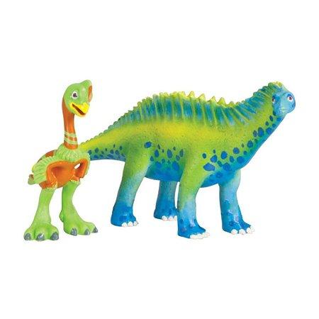 Динозавры Поезд динозавров Мартин и Кинан