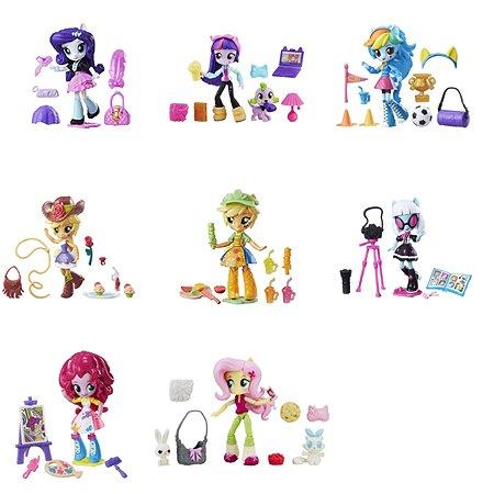 Мини-кукла MLP Equestria Girls с аксессуарами в ассортименте B4909EU6