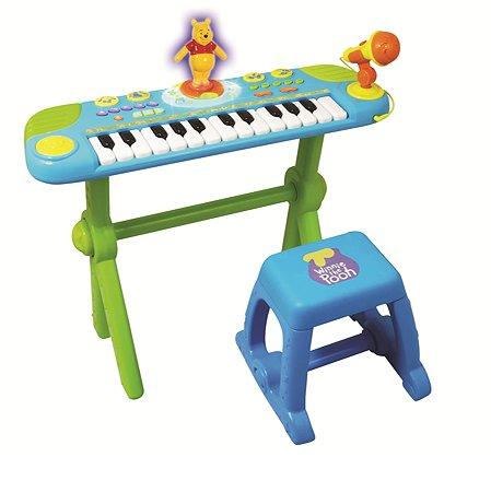 Синтезатор Disney Пой со мной, Винни Пух