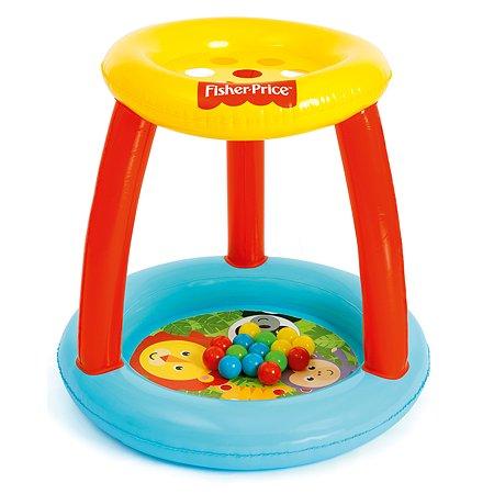 Бассейн игровой Bestway с шариками 93541