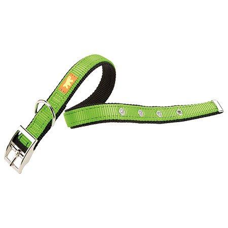 Ошейник для собак Ferplast Dual CF20/43 Colours Зеленый