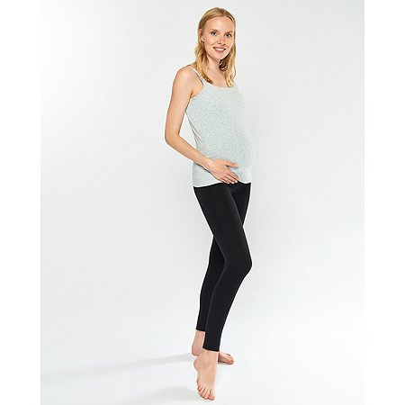 Легинсы для беременных Futurino Mama чёрные