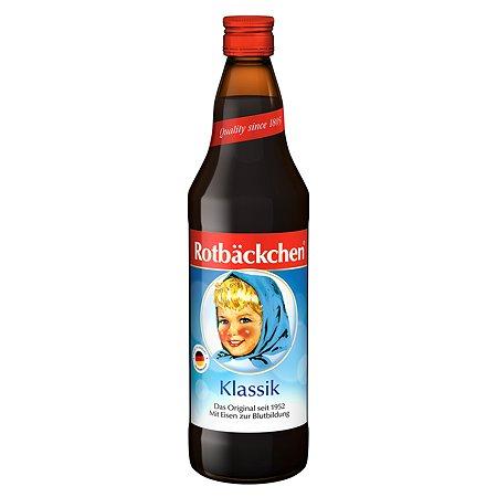 Сок Rotbackchen Klassik мультифруктовый 700мл