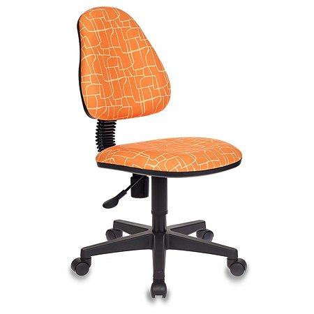 Кресло Бюрократ Kd-4 Жираф Оранжевое 483186