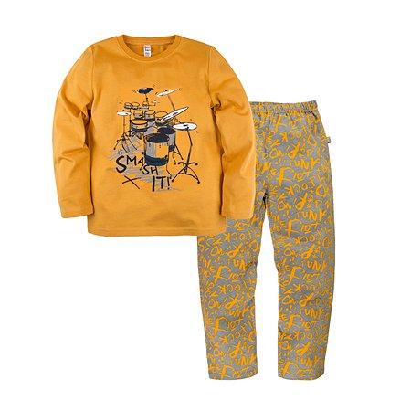Пижама Bossa Nova джемпер + брюки