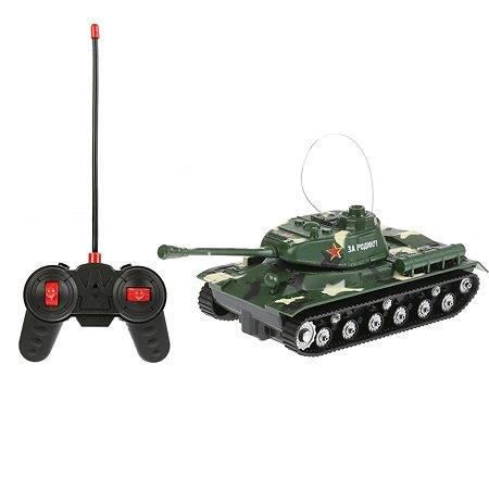 Игрушка Технодрайв Танк на радиоуправлении 295645