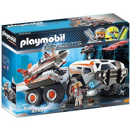 Конструктор Playmobil Боевой грузовик 9255pm