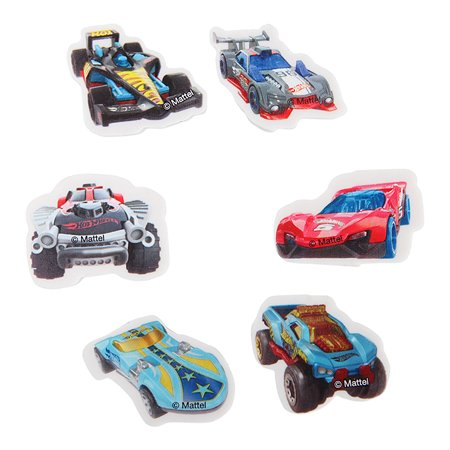 Набор ластиков FRESH-TREND Hot Wheels 6 шт. DM0020