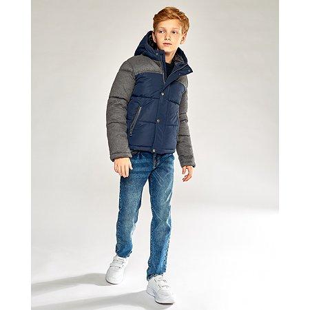 Куртка Futurino Fashion синяя