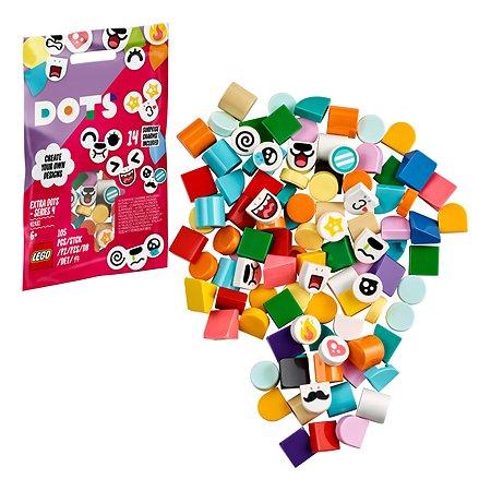Конструктор LEGO Dots Тайлы — серия 4 41931