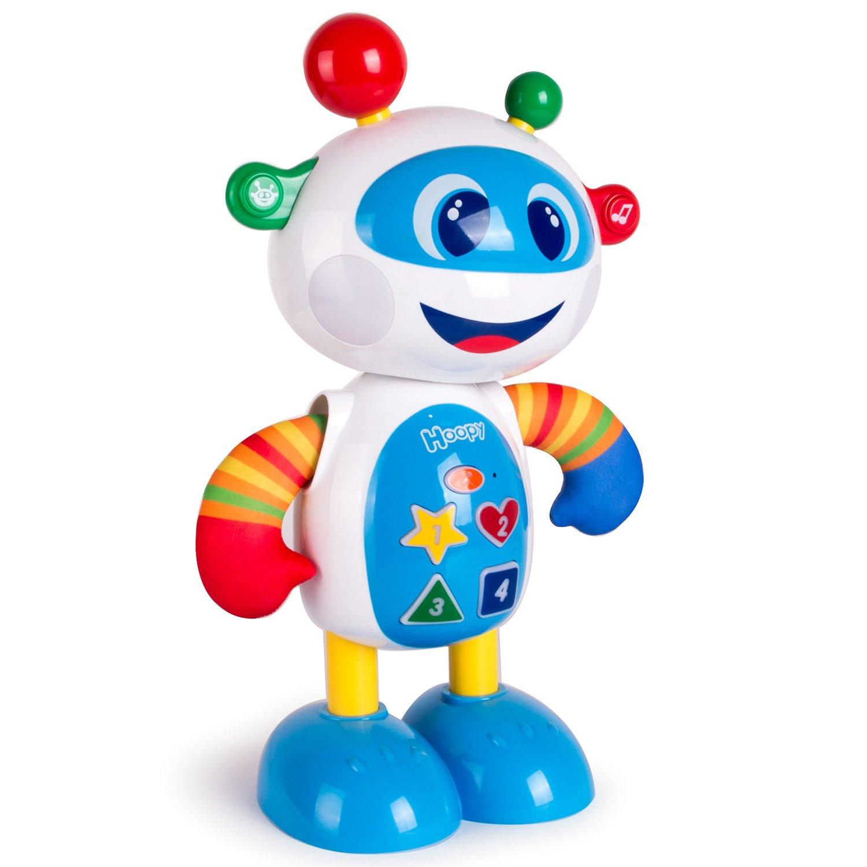Игрушка музыкальная Happy Snail Робот Hoopy