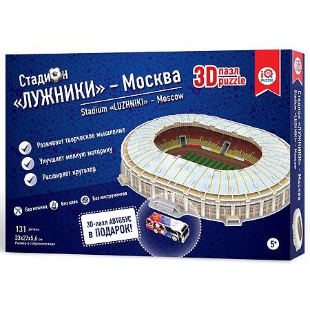 Пазл 3D IQ 3D PUZZLE Москва Лужники 16546