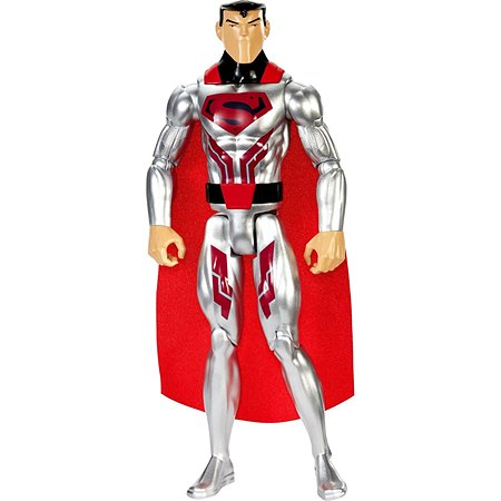 Фигурка Batman Лига справедливости Супермен в стальном костюме FPC61