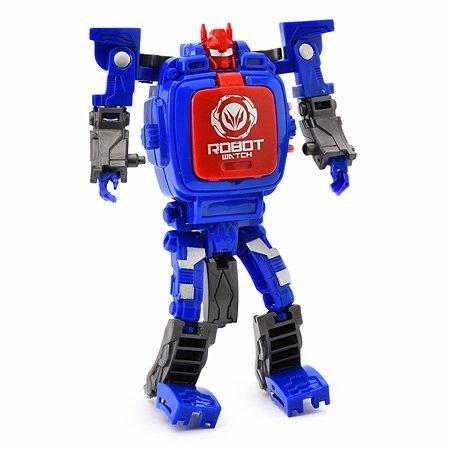 Часы-трансформер DADE toys наручные Синий YS978155