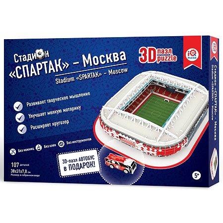 Пазл 3D IQ 3D PUZZLE Москва Спартак 16545