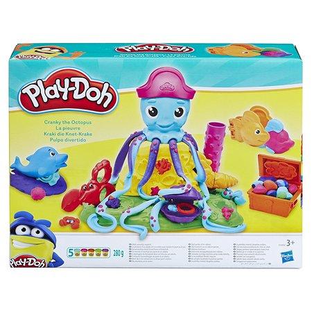 Набор Play-Doh Веселый Осьминог E0800EU4