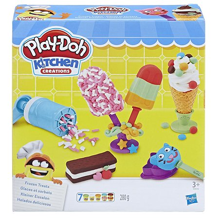 Набор Play-Doh Создай любимое мороженое