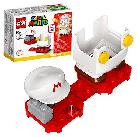 Конструктор LEGO Super Mario Марио-пожарный 71370