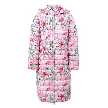 Пальто PlayToday розовое
