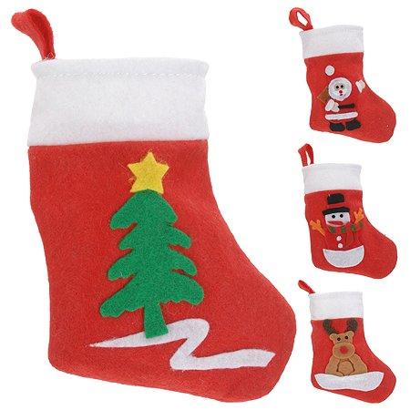 Носок рождественский KOOPMAN 18 см в ассортименте