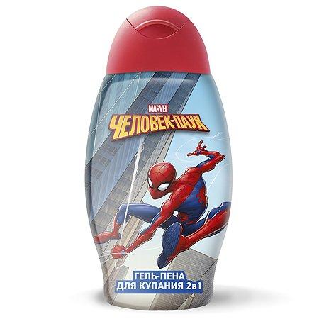 Гель-пена Spider-man 2в1 400мл 13298