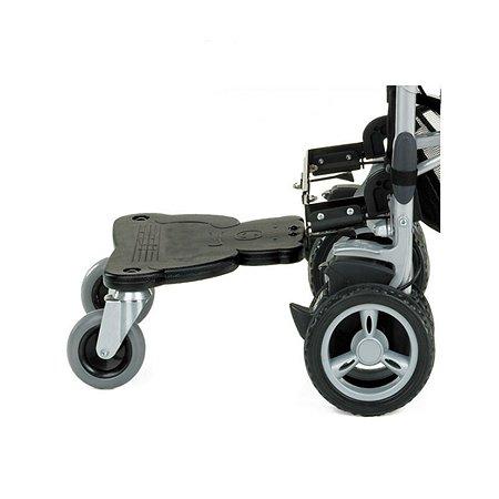 Подножка Brevi для коляски Walle Черная