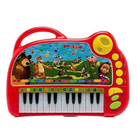 Пианино УМка Маша и медведь
