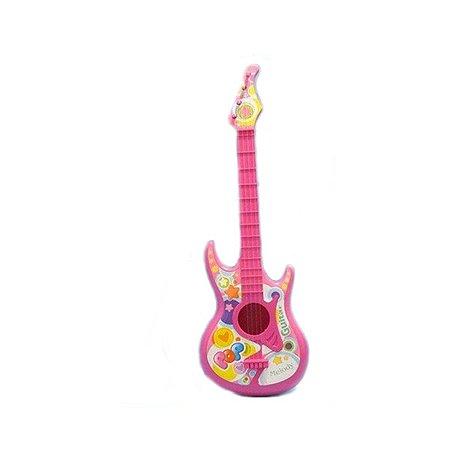 Гитара Qunxing в чехле 50см в ассортименте