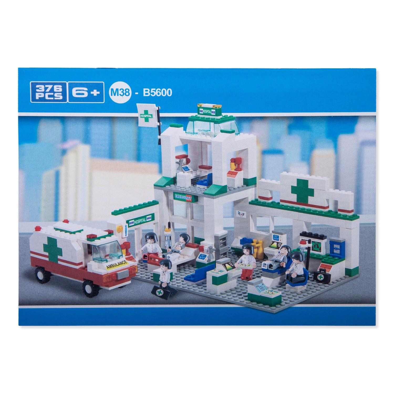 Конструктор sluban больница