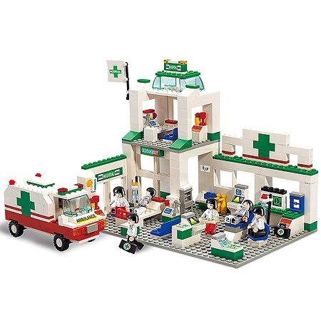Конструктор SLUBAN Городская серия Больница