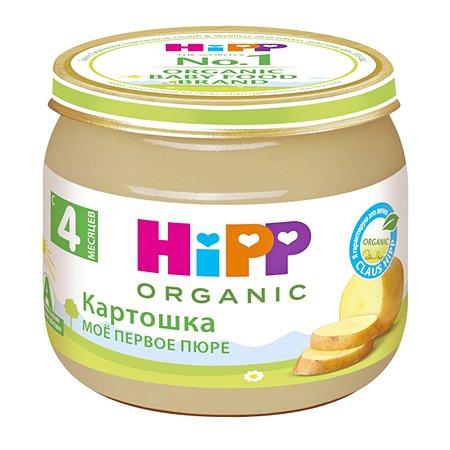 Пюре Hipp картошка 80г с 4.5месяцев