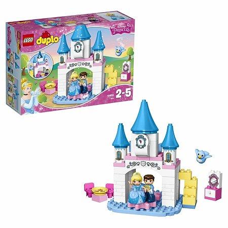 Конструктор LEGO DUPLO Princess TM Волшебный замок Золушки (10855)
