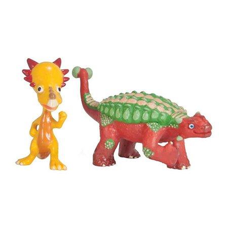 Динозавры Поезд динозавров Хэнк и X-Ray Спайки