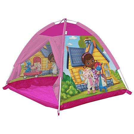 Палатка FRESH-TREND 112*112*84 Доктор Плюшева