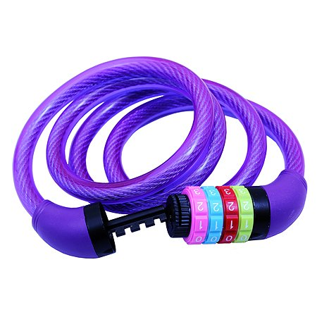 Замок для колясок ROXY-KIDS Фиолетовый