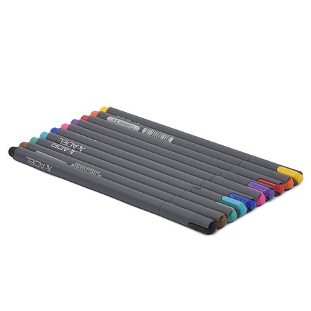 Ручки капилярные Adel 10 цв.